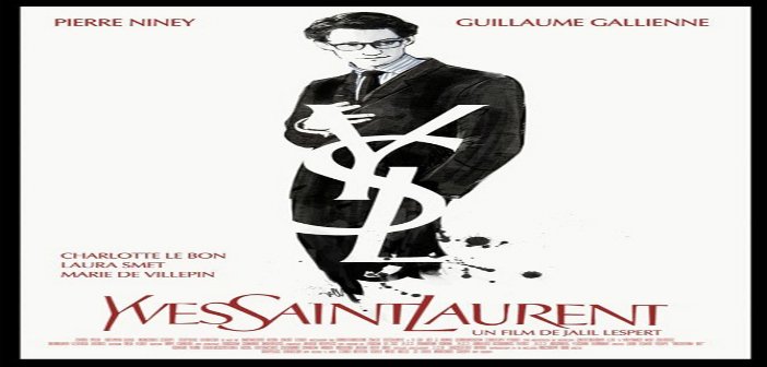 YVES SAINT LAURENT. Sala Country Febrero 13, 18 y 19 4:30 y 7:00 p.m.