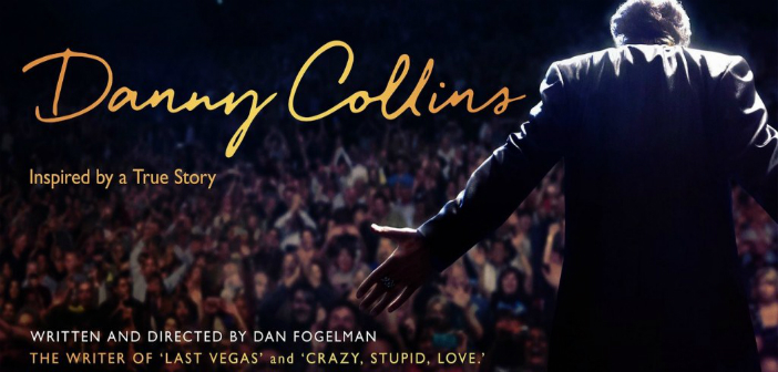 DANNY COLLINS. Sala Country Junio 25: 7:00 p.m. Junio 26 a Julio 1: 4:30 y 7:00 p.m.