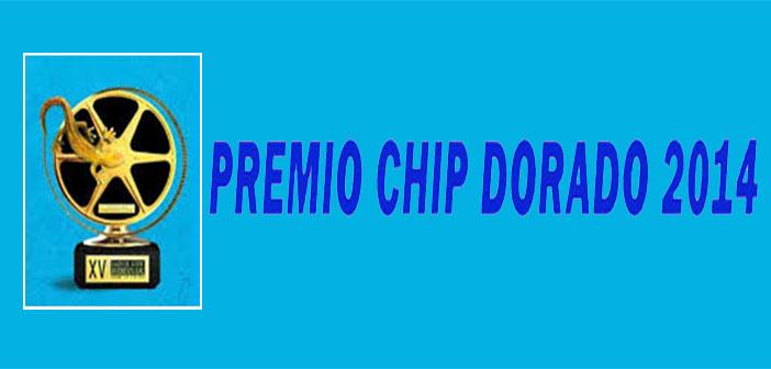 """""""Premio Chip Dorado"""" del XVIII Salón Internacional del Autor Audiovisual."""