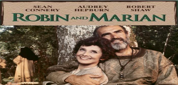 Robin y Marian. Cine foro Sala Boston 29 de Julio 5:00 pm Entrada Libre