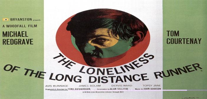 LA SOLEDAD DEL CORREDOR DE FONDO Cine foro Sala Boston 12 de Agosto 6:00 pm Entrada Libre