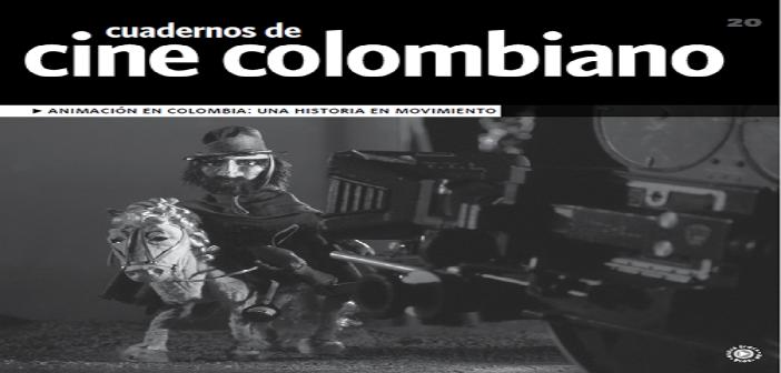 Descarga aquí el libro del cine colombiano edición 20
