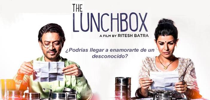 LOS SABORES DEL AMOR. (Dabba) (The Lunchbox) Sala Country Noviembre 14 a 20. 4:30 y 7:00 p.m.