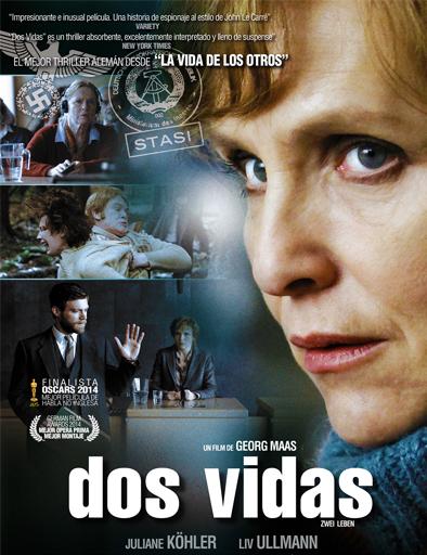 Zwei_Leben_Dos_vidas_poster_español