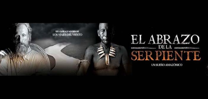 EL ABRAZO DE LA SERPIENTE. Sala Country Mayo 29 a Junio 4. 4:30 y 7:00 p.m.