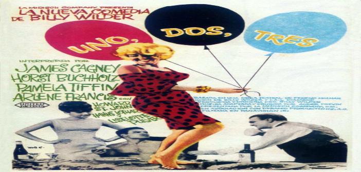UN, DOS, TRES Cine foro Cinexcusa Sala Boston 23 de junio 6:00 pm Entrada Libre