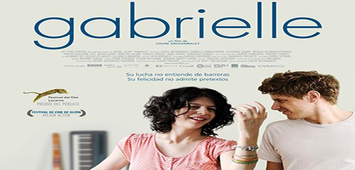 "GABRIELLE: SIN MIEDO A VIVIR. (""Gabrielle"") Sala Country Agosto 6: 7:00 y 9:00 p.m. Agosto 7 a 12: 4:30 y 7:00 p.m."