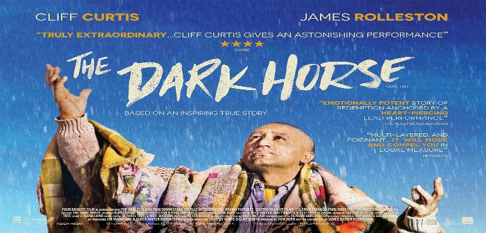 EL RENACER DE UN CAMPEÓN. (The Dark Horse) Sala Country Octubre 8 a 14: 4:30 y 7:00 p.m.