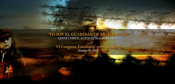 CICLO SHOA COLEGIO HEBREO UNIÓN Sala Country del 23 al 25 de Octubre Entrada Libre