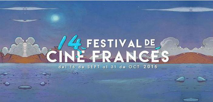 14 FESTIVAL DE CINE FRANCÉS.  Sala Country Octubre 1 a 7. 4:15, 6:45 y 9:00 p.m.