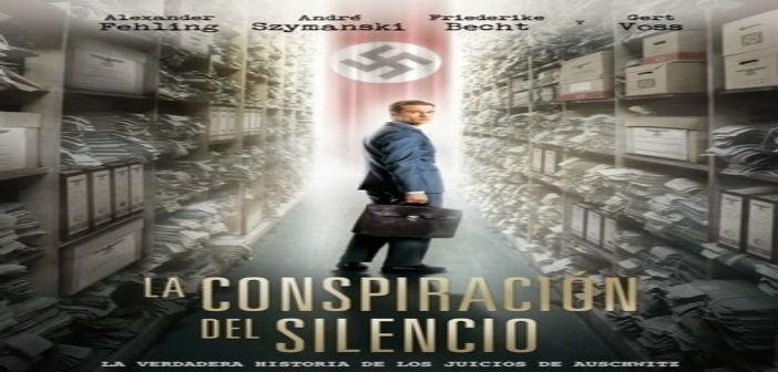 LA CONSPIRACIÓN DEL SILENCIO. (Im Labyrinth des Schweigens)  Sala Country Diciembre 25 a 29:  4:30 y 7:00 p.m.