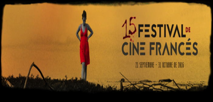 15 FESTIVAL DE CINE FRANCÉS SALA COUNTRY OCTUBRE 20 AL 26