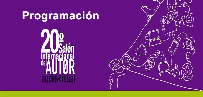 PROGRAMACIÓN SALÓN DEL AUTOR
