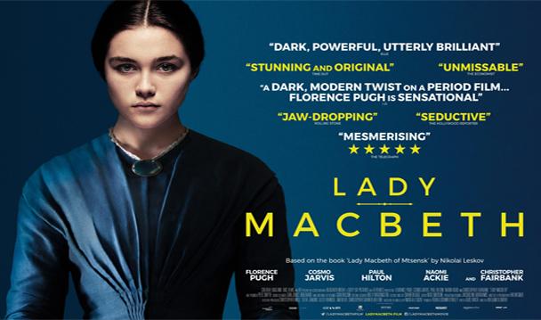 LADY MACBETH 14 AL 20 DE SEPTIEMBRE