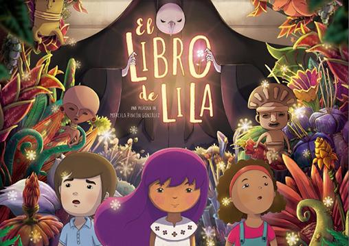 EL LIBRO DE LILA 13 AL 18 DE OCTUBRE
