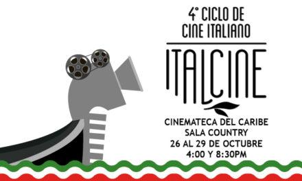 ITALCINE 26 AL 29 DE OCTUBRE