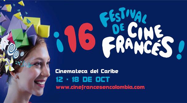 FESTIVAL DE CINE FRANCÉS 12 AL 18 DE OCTUBRE